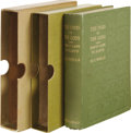 Books:First Editions, H.G. Wells: Presentation Copy of The Food of the Gods and How ItCame to Earth. (London: Macmillan and Company, Ltd., 19...