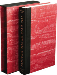 Stephen King: Signed Limited Edition of The Eyes of the Dragon. (Bangor: Philtrum Press, 1984), number 447 of a 1,000 li...