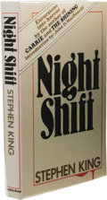 Books:Signed Editions, Stephen King: Inscribed First Edition of Night Shift. (NewYork: Doubleday & Company, Inc., 1978), first edition, 336pa...