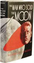 Books:Signed Editions, Robert A. Heinlein: Signed Suscriber's Copy of The Man Who Soldthe Moon. (Chicago: Shasta Publishers, 1950), 288 pages,...