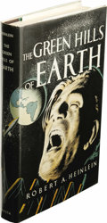 Books:Signed Editions, Robert A. Heinlein: Signed Subscriber's Copy of The Green Hillsof Earth. (Chicago: Shasta Publishers, 1951), 288 pages,...