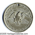 Political:Tokens & Medals, VERY RARE ANDREW JACKSON 1828-2. Actually a significantly toughe...