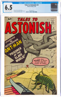 Silver Age (1956-1969):Superhero, Tales to Astonish #41 (Marvel, 1963) CGC FN+ 6.5 Off-white to white pages....