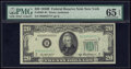 Small Size:Federal Reserve Notes, Fr. 2061-B* $20 1950B Federal Reserve Star Note. PMG Gem Uncirculated 65 EPQ.. ...