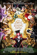 """Movie Posters:Fantasy, Alice Through the Looking Glass (Walt Disney Studios, 2016). Rolled, Very Fine+. One Sheet (27"""" X 41"""") DS Advance. Fantasy...."""