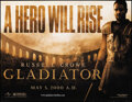 Movie Posters:Action, Gladiator (Universal, 2000). Rolled, Very Fine+. S...