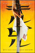 """Movie Posters:Action, Kill Bill: Vol. 1 (Miramax, 2003). Rolled, Very Fine. Mylar One Sheet (27"""" X 41"""") DS Advance. Action.. ..."""