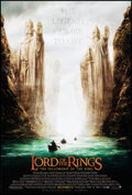 """Movie Posters:Fantasy, The Lord of the Rings: The Fellowship of the Ring (New Line, 2001). Rolled, Very Fine. One Sheet (27"""" X 40"""") DS Advance. Fan..."""
