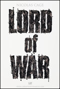 Movie Posters:Crime, Lord of War (Lions Gate, 2005). Rolled, Very Fine....