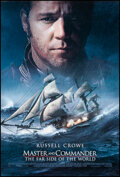 """Movie Posters:Adventure, Master and Commander (20th Century Fox, 2003). Rolled, Very Fine+. One Sheet (27"""" X 40"""") DS, Style A. Adventure.. ...."""