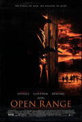 """Movie Posters:Western, Open Range (Touchstone, 2003). Rolled, Very Fine-. One Sheet (27"""" X 41"""") DS. Western.. ..."""