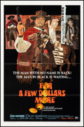 """Movie Posters:Western, For a Few Dollars More (United Artists, 1967). Folded, Fine/Very Fine. One Sheet (27"""" X 41"""") David Blossom Artwork. W..."""
