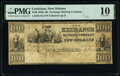New Orleans, LA- Exchange and Banking Company of New Orleans $100 ca. 1830s G12 PMG Very Good 10