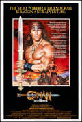 """Movie Posters:Action, Conan the Destroyer (Universal, 1984). Rolled, Very Fine+. Poster (40"""" X 60""""). Action.. ..."""