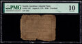 Colonial Notes:North Carolina, North Carolina August 8, 1778 $100 Freedom or an Honorable Death PMG Very Good 10.. ...