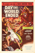 Movie Posters:Horror, Day the World Ended & Other Lot (American Releasing Corp.,...