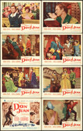 Movie Posters:Adventure, The Adventures of Don Juan & Other Lot (Warner Bros., 1948...