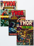 Silver Age (1956-1969):Superhero, Thor Group of 16 (Marvel, 1966-68) Condition: Average FN-.... (Total: 16 )