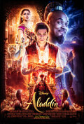 """Movie Posters:Musical, Aladdin (Walt Disney Studios, 2019). Rolled, Very Fine+. One Sheet (27"""" X 41"""") DS Advance. Musical.. ..."""