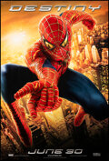 Movie Posters:Action, Spider-Man 2 (Columbia, 2004). Rolled, Very Fine+....