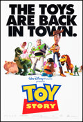 """Movie Posters:Animation, Toy Story (Buena Vista, 1995). Rolled, Very Fine+. One Sheet (27"""" X 41"""") DS Teaser. Animation.. ..."""