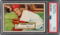 Baseball Cards:Singles (1950-1959), 1952 Topps Connie Ryan #107 PSA Mint 9 - Pop Four, Only On...