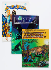 Underground Comix Bronze Age Group of 40 (Various Publishers, 1970s) Condition: Average VF.... (Total: 40 Comic Books)