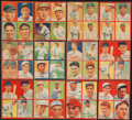 Baseball Cards:Lots, 1935 Goudey 4-in-1 Baseball Collection (28). Offer...