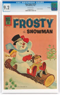 Silver Age (1956-1969):Cartoon Character, Four Color #1272 Frosty and the Snowman - File Copy (Dell, 1961) CGC NM- 9.2 Off-white pages....