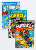 Bronze Age (1970-1979):Miscellaneous, DC/Marvel Silver and Bronze Age Comics Group of 48 (Various Publishers, 1966-77) Condition: Average FN.... (Total: 48 )