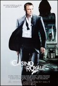 """Casino Royale (MGM, 2006). Rolled, Very Fine+. British One Sheet (27"""" X 40"""") DS. James Bond"""