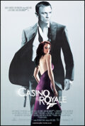 """Casino Royale (MGM, 2006). Rolled, Very Fine+. British One Sheet (27"""" X 40"""") DS, Vesper Lynd Style. James Bond..."""