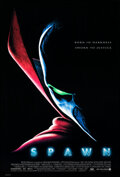 """Movie Posters:Action, Spawn & Other Lot (New Line, 1997). Rolled, Very Fine+. One Sheets (2) (27"""" X 40"""") SS. Action.. ... (Total: 2 Items..."""