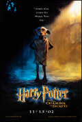 """Movie Posters:Fantasy, Harry Potter and the Chamber of Secrets (Warner Bros., 2002). Rolled, Very Fine-. One Sheet (27"""" X 41"""") DS Advance. Page Woo..."""