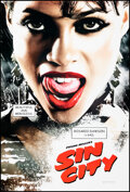 """Movie Posters:Crime, Sin City (Dimension, 2005). Rolled, Very Fine-. One Sheets (2) (27"""" X 40"""") DS Advance, Gail and Dwight Styles. Crime.. ... (Total: 2 Items)"""