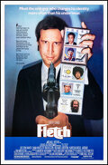 """Movie Posters:Comedy, Fletch (Universal, 1985). Rolled, Very Fine-. One Sheet (27"""" X 41"""") SS. Comedy.. ..."""