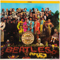 Music Memorabilia:Recordings, The Beatles Sgt. Pepper's Lonely Hearts Club Band U.S.A. Sealed Stereo LP (Capitol SMAS, 265...