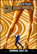 """Movie Posters:Comedy, Austin Powers in Goldmember (New Line, 2002). Rolled, Very Fine+. One Sheet (27"""" X 41"""") DS Advance. Comedy.. ..."""