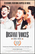 """Movie Posters:Drama, Distant Voices, Still Lives & Other Lot (Avenue Pictures, 1989). Rolled, Very Fine. One Sheets (2) (27"""" X 41"""") SS. Drama.. ... (Total: 2 Items)"""