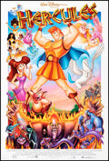 """Movie Posters:Animation, Hercules & Other Lot (Buena Vista, 1997). Rolled, Very Fine+. One Sheets (2) (27"""" X 40"""") DS. Animation.. ... (Total: 2 Items)"""
