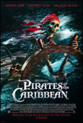 """Movie Posters:Adventure, Pirates of the Caribbean: The Curse Of The Black Pearl (Buena Vista, 2003). Rolled, Very Fine. One Sheet (27"""" X 40"""") DS Adva..."""