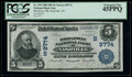 Nashville, TN - $5 1902 Date Back Fr. 593 Broadway National Bank Ch. # (S)9774 PCGS Extremely Fine 45PP