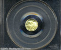 California Fractional Gold: , 1858 50C Ungraded Collectors Universe. BG-1324. Ex: Jay ...