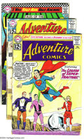 Silver Age (1956-1969):Miscellaneous, DC Silver Age Group (DC, 1956-69) Condition: Average GD/VG. Thisgroup includes Superman's Pal Jimmy Olsen #16, Advent... (Total: 9Comic Books Item)