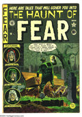 Golden Age (1938-1955):Horror, Haunt of Fear #5 (EC, 1951) Condition: FN. Johnny Craig, GrahamIngels, Wally Wood, and Jack Davis art. Overstreet 2003 FN 6...