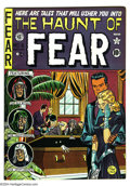 Golden Age (1938-1955):Horror, Haunt of Fear #6 (EC, 1951) Condition: FN+. Johnny Craig, GrahamIngels, Wally Wood, Jack Kamen, and Jack Davis art. Overstr...