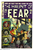 Golden Age (1938-1955):Horror, Haunt of Fear #19 (EC, 1953) Condition: FN+. Graham Ingels cover.George Evans, Jack Kamen, and Jack Davis art. Overstreet 2...