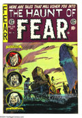 Golden Age (1938-1955):Horror, Haunt of Fear #28 (EC, 1954) Condition: VG/FN. Last issue. GrahamIngels, Bernard Krigstein, Jack Kamen, and Jack Davis art....