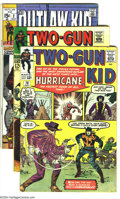 Bronze Age (1970-1979):Miscellaneous, Miscellaneous Western Group (Various, 1964-74) Condition: AverageVG/FN. This lot consists of Bonanza #15, 33, Cheyenn... (Total: 20Comic Books Item)