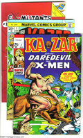 Bronze Age (1970-1979):Miscellaneous, Misc. Comics Bronze/Modern Group (Various, 1970s-80s). Big stack ofmixed comics from Marvel, DC, and others; grades run fro... (Total:33 Comic Books Item)